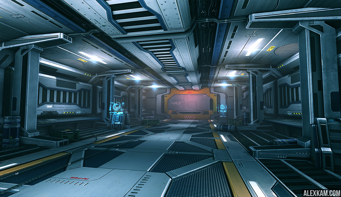 Image gallery sci fi environment for 11553 sunshine terrace
